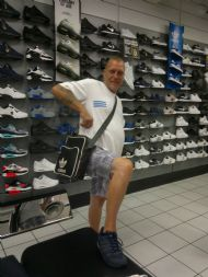 Caught in JD Sports