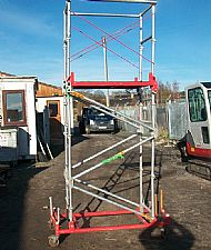 Pop Up Scaffold