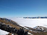 Inversion over Cluanie and beyond from Sgurr a' Bhealaich Dheirg