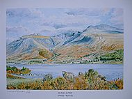 Scafell Pike Signed Print