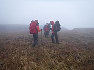 WHC Expedition Macleod's Tables - navigating in poor visibility