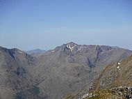 The Saddle from the Five Sisters