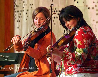marianne campbell and clare mclaughlin - copyright of lindsay addison