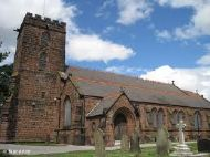St Mary & St Helen - Neston