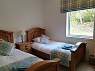 Twin bedroom with En Suite (Bed 3)