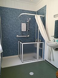 Fully Accessible Bathroom