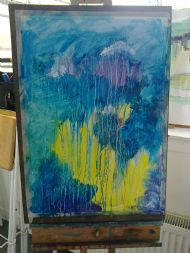 Abstract Painting Week with Anne Smart