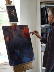 Painting & Drawing Holiday Week with Bryan Angus