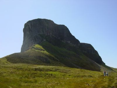 isle of eigg used for speygrian courses