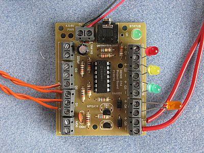 microcontroller electronics