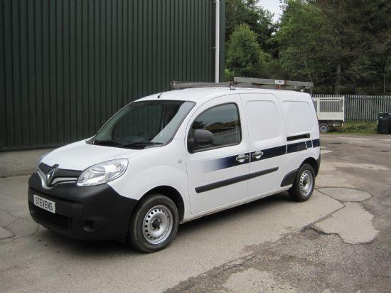 Renault Kangoo Maxi LL21 Core DCI