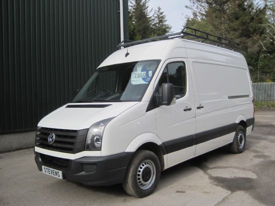 Volkswagen Crafter CR 35 TDI MWB High Roof