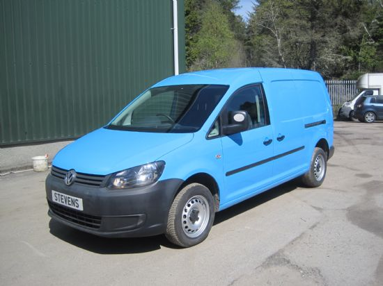 Volkswagen Caddy C20 Maxi Startline