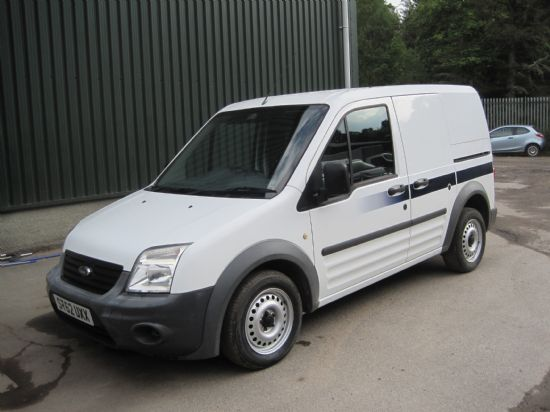Ford Transit Connect T200 TDCI