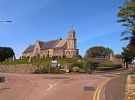 St Athernase Leuchars