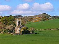 Gauldry hills
