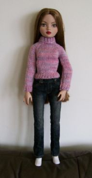 Turtle Neck Sweater for Ellowyne