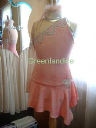 Eleanor design in Apricot