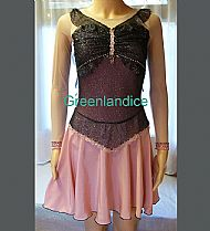 Anna Marie design Black/pink