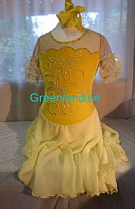 Kimmie design in Yellow