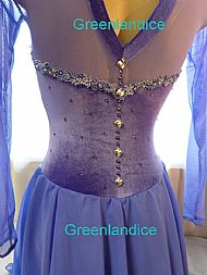 Lexie design in Lavender