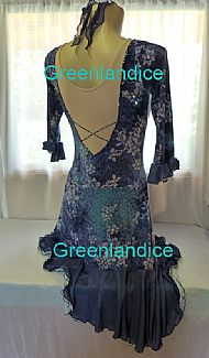Rebecca Dance Dress