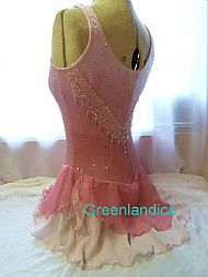 Anais design dress Back View