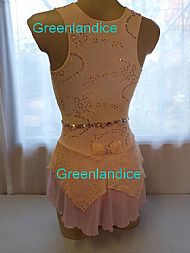 Bella design in Champagne Back View