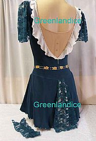 Elizabeth Grace design Back View