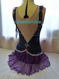 Annamarie design dress Back View