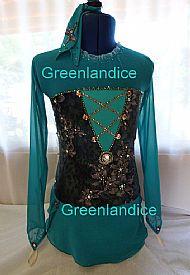 Greenlandice Fairy Dress