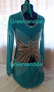 Fairy Dress Back View