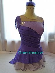 Fiona Design in Purple
