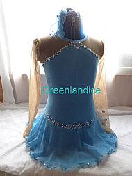 Lexie design in blue