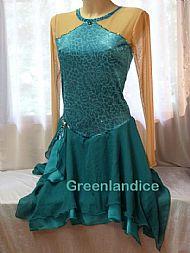 Lexie Design in Jade