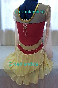 Yasmin Lexie design Back View