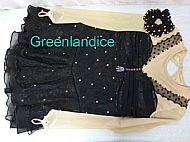 Marie design in Black