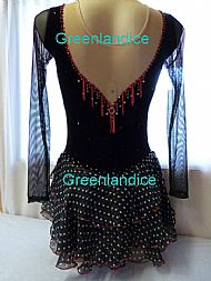 Rebecca T design Back View