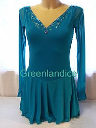 Rebecca design in Teal