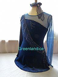Victoria design in Royal Blue