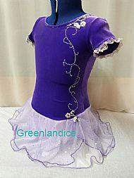 Sarah Ice Princess Purple/Lilac