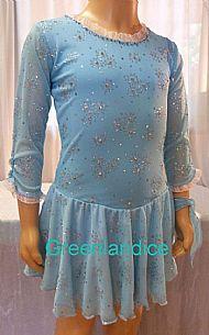 Sarah Jane design in Blue