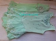 Sarah design in mint