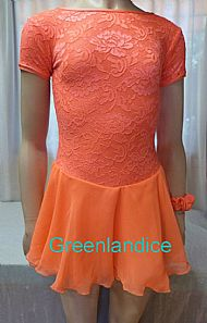 Jane design in Orange