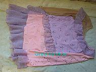 Victoria design with Tia design Skirt