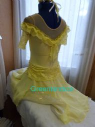 Melissa Design Dance Yellow/Back view
