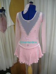 Rebecca design in Pink Back View
