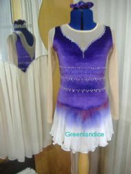 Rebecca design in Purple