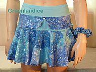 Ocean Sparkle Skirt