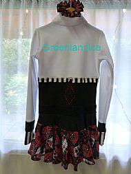 Wonderland Thermal Dress Back